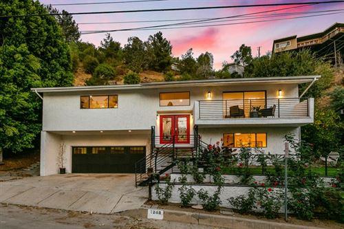 Photo of 1248 E Elmwood Avenue, Burbank, CA 91501 (MLS # P1-2088)