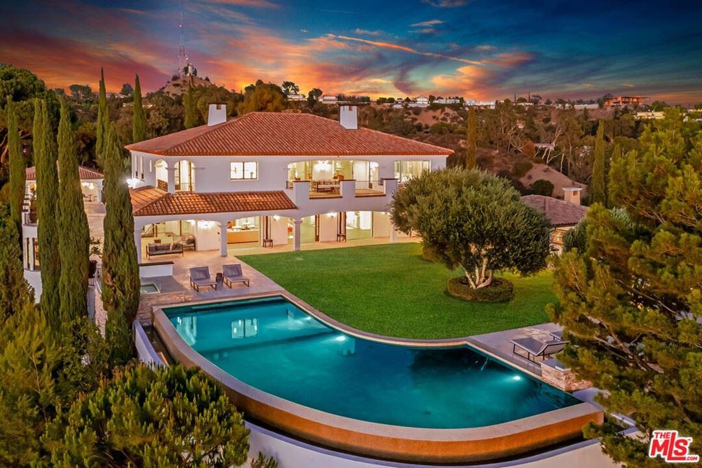 2576 Bowmont Drive, Beverly Hills, CA 90210 - MLS#: 21750088