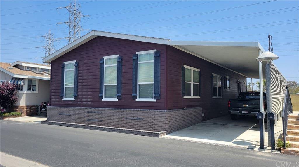 19350 Ward Avenue #44, Huntington Beach, CA 92646 - MLS#: OC21191088