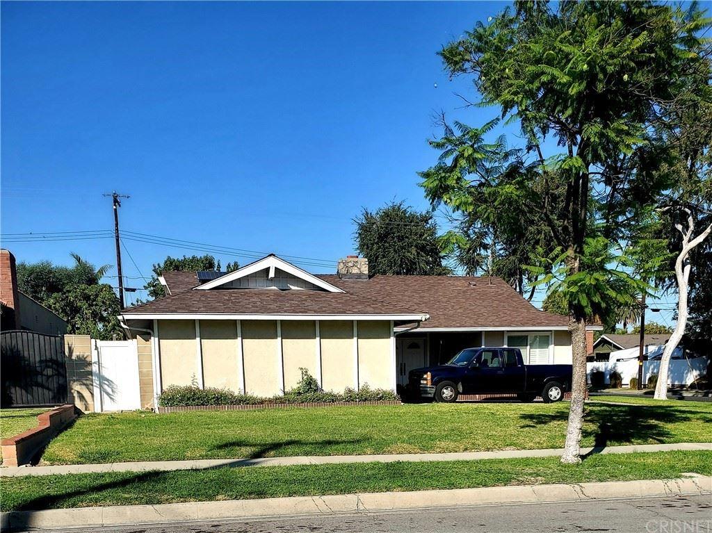 1337 El Mirado Drive, Fullerton, CA 92835 - MLS#: SR21231088