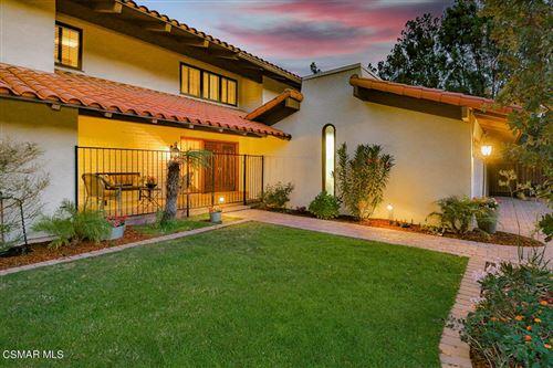 Photo of 1658 Bucksglen Court, Westlake Village, CA 91361 (MLS # 221004089)