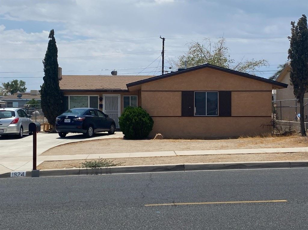 1824 ARMORY Road, Barstow, CA 92311 - MLS#: 539089
