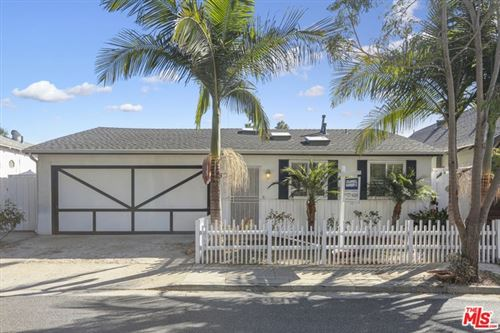 Photo of 732 NAVY Street, Santa Monica, CA 90405 (MLS # 19525090)