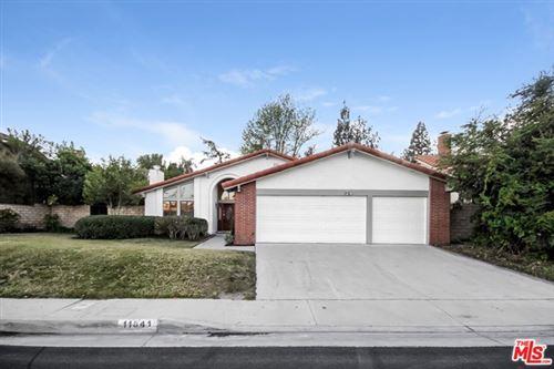 Photo of 11841 Laughton Way, Northridge, CA 91326 (MLS # 21683090)