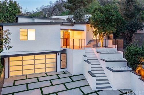 Photo of 3675 Ventura Canyon Avenue, Sherman Oaks, CA 91423 (MLS # SR21066090)