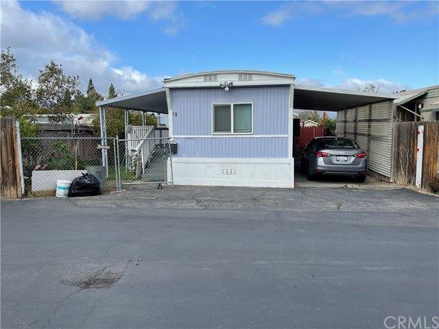 1203 W 6TH Street #68, Corona, CA 92882 - MLS#: DW21060090