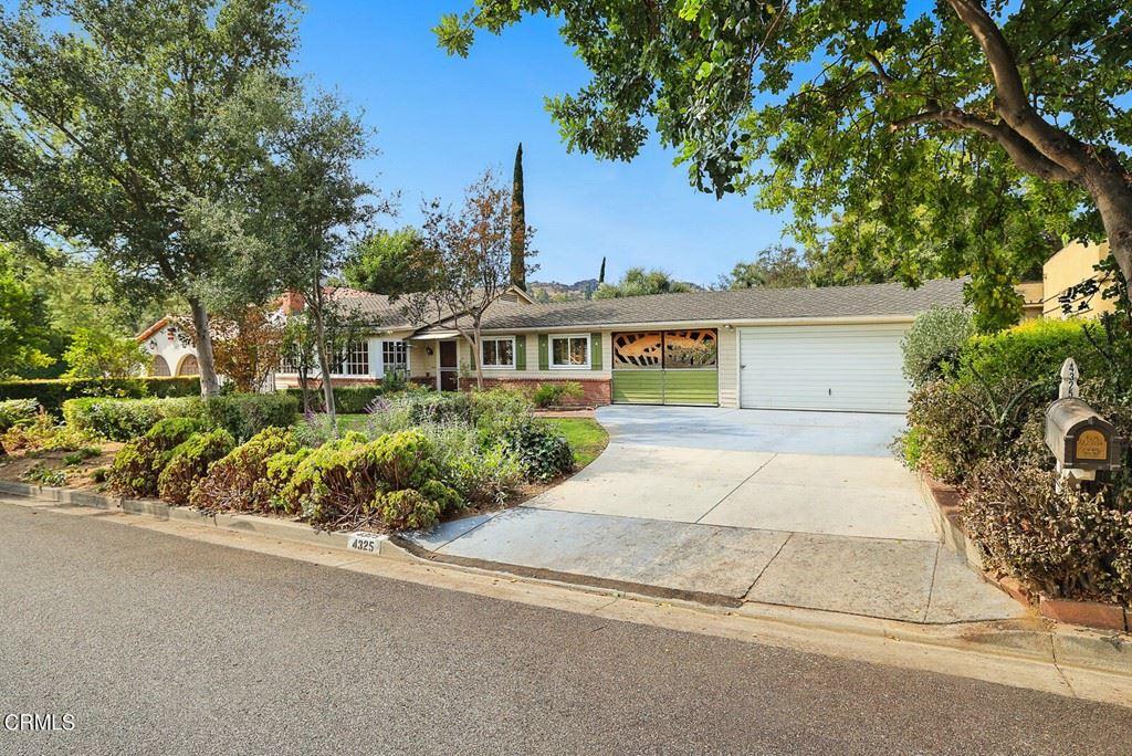 Photo of 4325 Beulah Drive, La Canada Flintridge, CA 91011 (MLS # P1-7090)