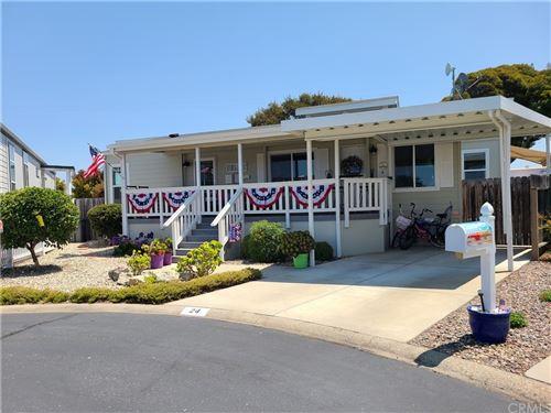 Photo of 319 N Highway 1 #24, Grover Beach, CA 93433 (MLS # PI21146091)