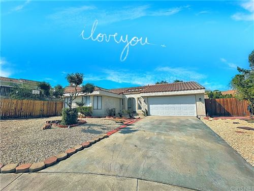 Photo of 38221 6th Place W, Palmdale, CA 93551 (MLS # SR21212091)