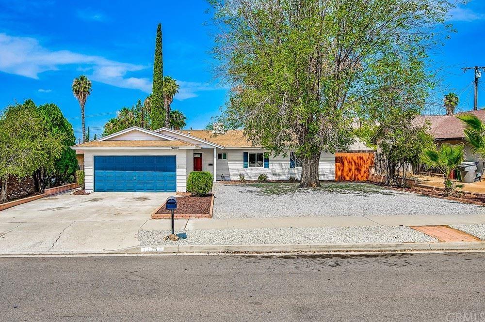 11889 Hubbard Street, Moreno Valley, CA 92557 - MLS#: DW21161091