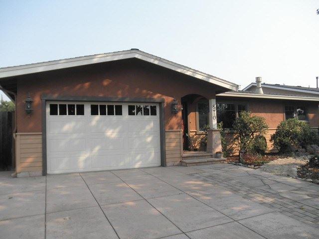 870 Lois Avenue, Sunnyvale, CA 94087 - #: ML81811091