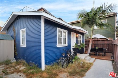 Photo of 662 SAN JUAN Avenue, Venice, CA 90291 (MLS # 19525092)