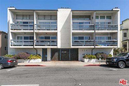 Photo of 320 Hermosa Avenue #106, Hermosa Beach, CA 90254 (MLS # 21708092)