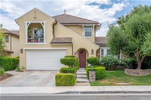 Photo of 26146 Shadow Rock Lane, Valencia, CA 91381 (MLS # PW21152092)