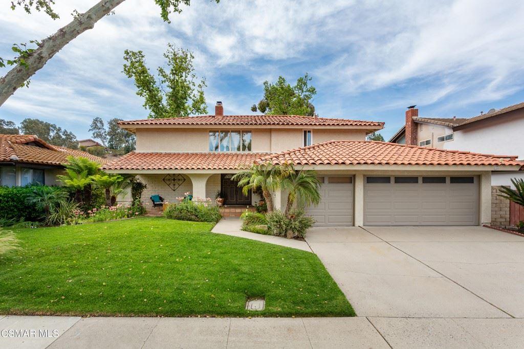 1647 Brentford Avenue, Westlake Village, CA 91361 - MLS#: 221003092