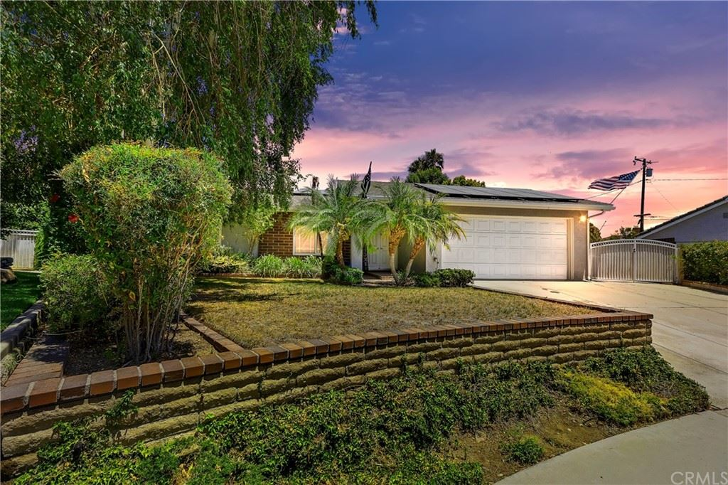 6315 Amberwood Drive, Rancho Cucamonga, CA 91701 - MLS#: IG21158092