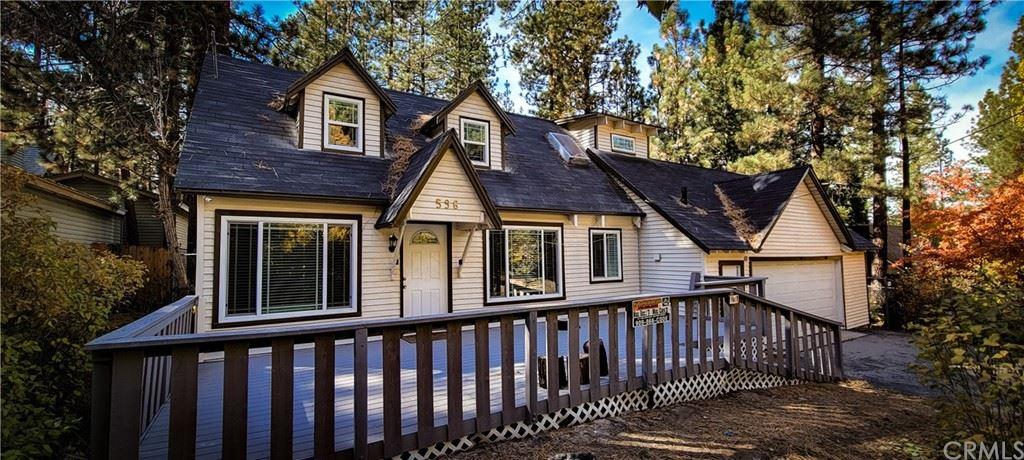 596 Wren Drive, Big Bear Lake, CA 92315 - MLS#: OC21225092