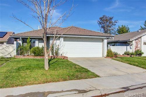 Photo of 25766 Rancho Adobe Road, Valencia, CA 91355 (MLS # SR20153093)