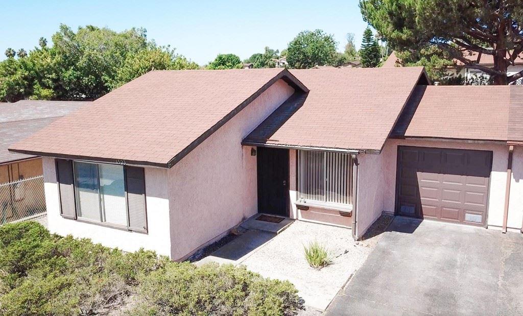 1523 Temple Heights Drive, Oceanside, CA 92056 - MLS#: NDP2109093