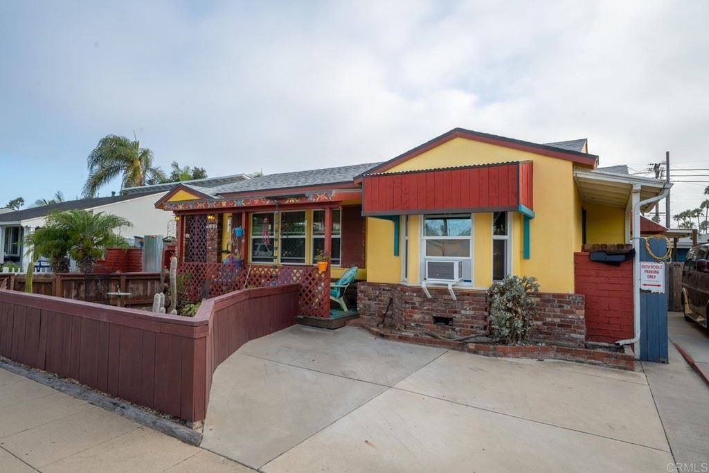 1707 Alvarado Street, Oceanside, CA 92054 - MLS#: NDP2110093