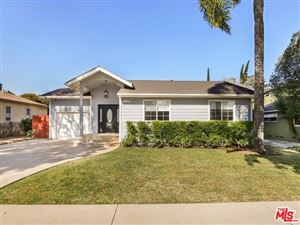Photo of 17437 MARTHA Street, Encino, CA 91316 (MLS # 19526094)