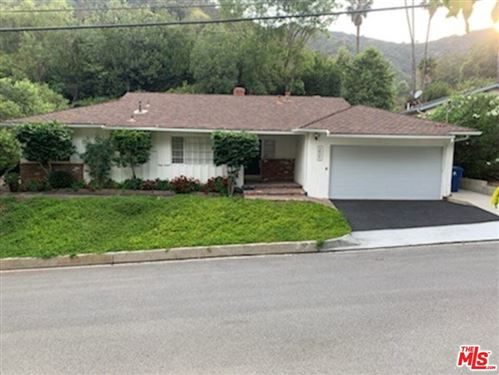 Photo of 3835 Mandeville Canyon Road, Los Angeles, CA 90049 (MLS # 21753094)