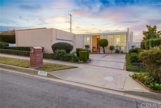 27013 Whitestone Road, Rancho Palos Verdes, CA 90275 - MLS#: AR21011094