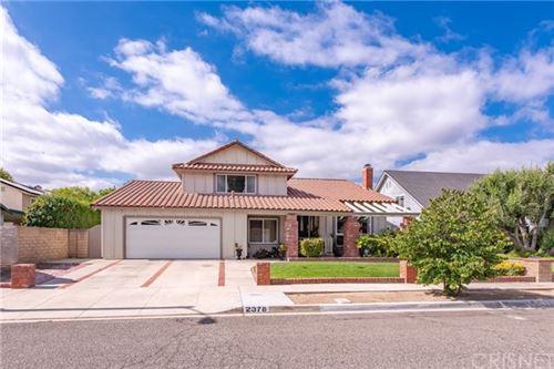 Photo of 2378 Pinecrest Street, Simi Valley, CA 93065 (MLS # SR21124095)
