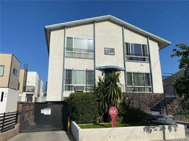 Photo of 1336 N Kenmore Avenue, Hollywood, CA 90027 (MLS # BB21081095)