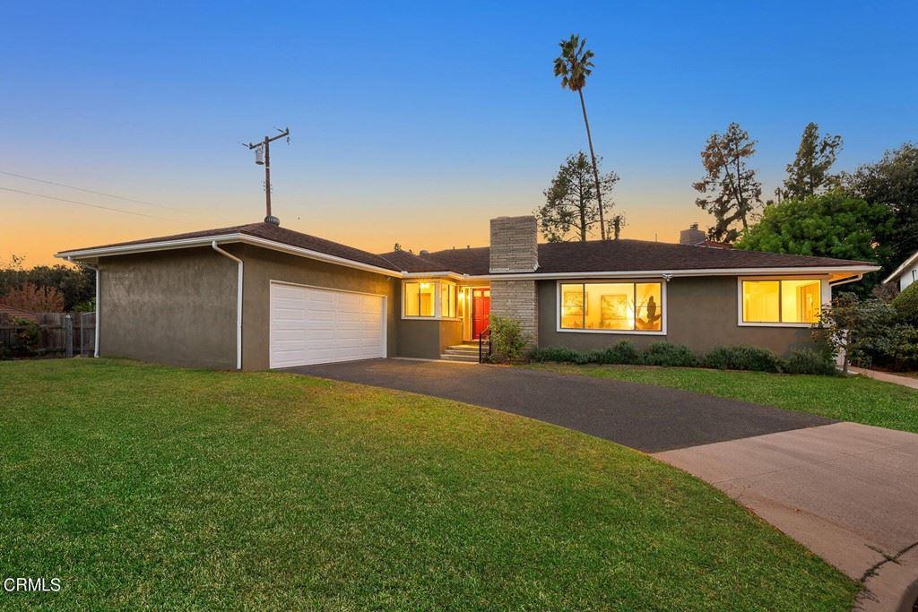 75 Oak Meadow Place, Sierra Madre, CA 91024 - MLS#: P1-7095