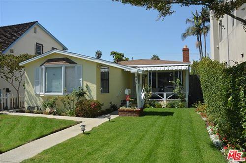 Photo of 827 DICKSON Street, Marina del Rey, CA 90292 (MLS # 20594096)