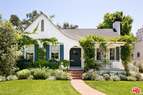 Photo of 520 Lillian Way, Los Angeles, CA 90004 (MLS # 20603096)