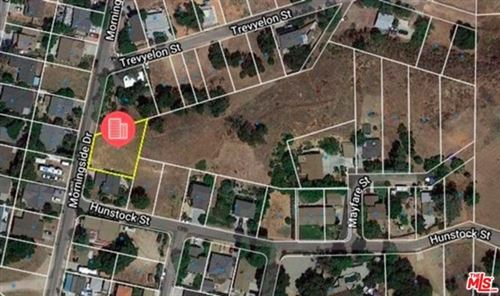 Photo of 0 Morningside Drive, Castaic, CA 91384 (MLS # 21755096)