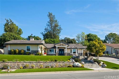 Photo of 5692 Mountain View Avenue, Yorba Linda, CA 92886 (MLS # PW21020096)