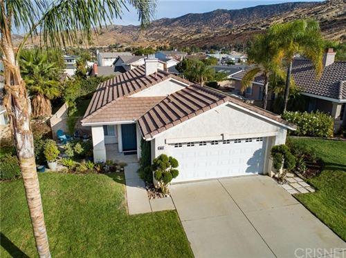 Photo of 6631 Sasparilla Drive, Simi Valley, CA 93063 (MLS # SR20244096)