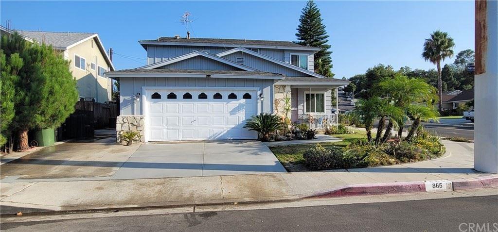 865 Gatun Street, San Pedro, CA 90731 - MLS#: PW21200096
