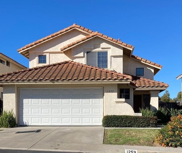1253 Capistrano Lane, Vista, CA 92081 - MLS#: NDP2003097