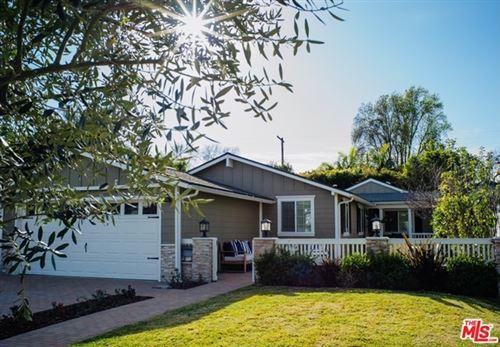 Photo of 4529 Tobias Avenue, Sherman Oaks, CA 91403 (MLS # 21700098)