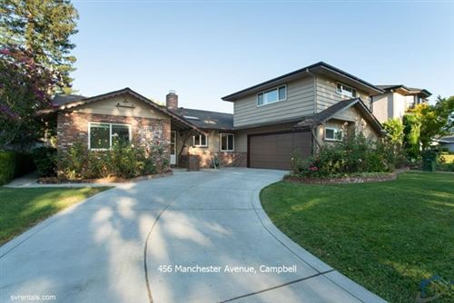 Photo of 456 Manchester Avenue, Campbell, CA 95008 (MLS # ML81831098)