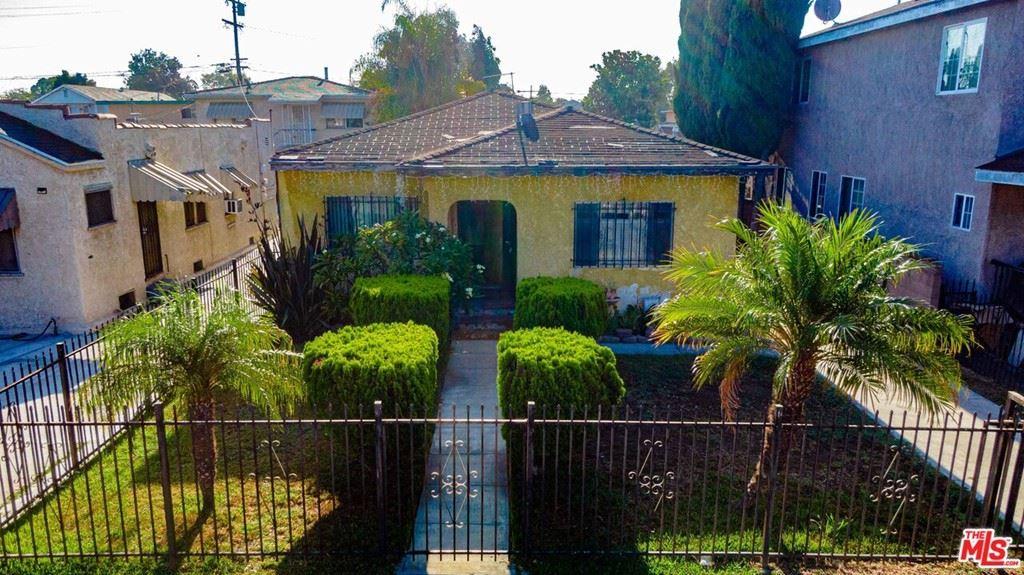 8464 Chestnut Avenue, South Gate, CA 90280 - MLS#: 21778098