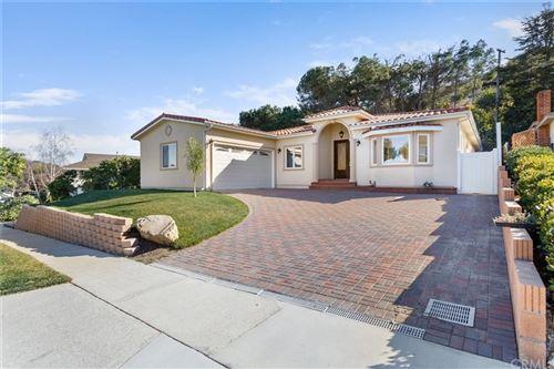 Photo of 5350 Whitefox Drive, Rancho Palos Verdes, CA 90275 (MLS # PV21004099)