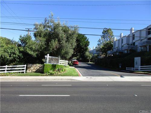 Photo of 3601 W Hidden Lane #102, Rolling Hills Estates, CA 90274 (MLS # SB21176099)