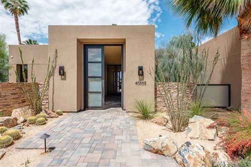 Photo of 40555 Thunderbird Terrace, Rancho Mirage, CA 92270 (MLS # 219043860DA)