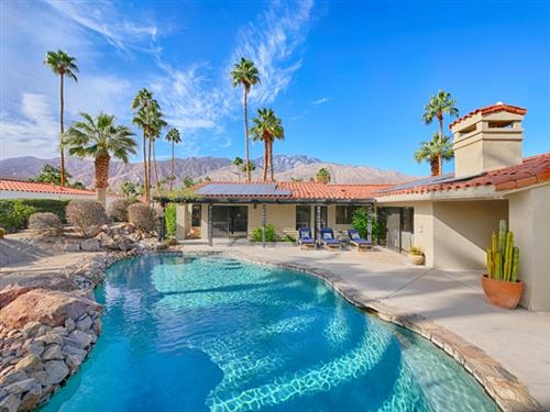 Photo of 1424 S San Joaquin Drive, Palm Springs, CA 92264 (MLS # 219053620DA)