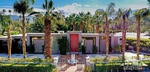 Photo of 153 W El Camino Way, Palm Springs, CA 92264 (MLS # 219053820DA)