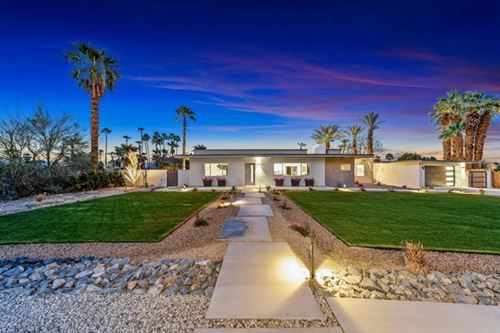 Photo for 71274 Mirage Road, Rancho Mirage, CA 92270 (MLS # 219058380DA)
