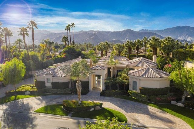 40595 Morningstar Road, Rancho Mirage, CA 92270 - #: 219034630DA
