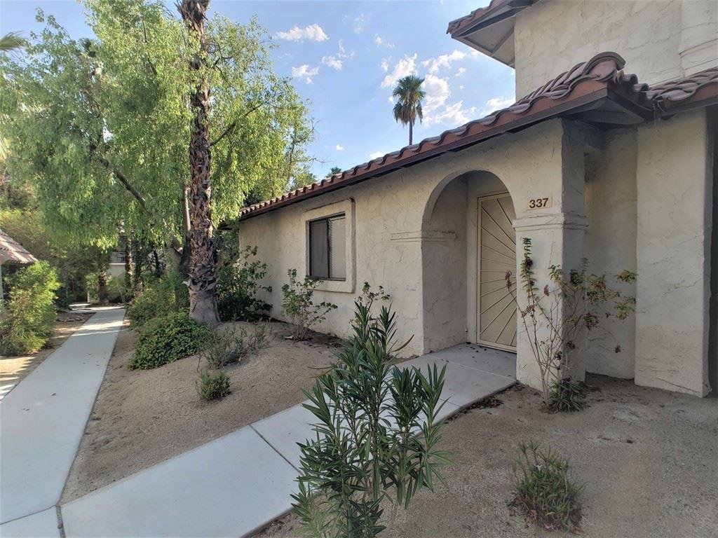337 W Mariscal Road, Palm Springs, CA 92262 - MLS#: 219065700DA