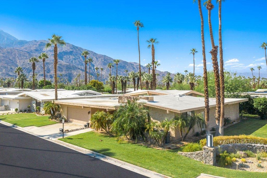 1596 Canyon Estates, Palm Springs, CA 92264 - MLS#: 219067630DA