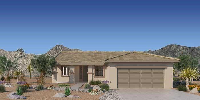14410 E Agua Dulce Drive, Desert Hot Springs, CA 92240 - #: 219065310PS